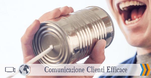 Comunicazione efficace: comunicare con i clienti con un software gestione clienti