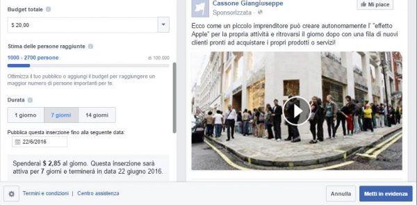 Come promuovere un prodotto su Facebook