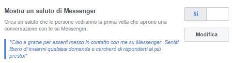 facebook autoresponder