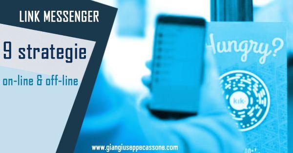 Link Messenger: 9 strategie per interagire all' istante con contatti e clienti