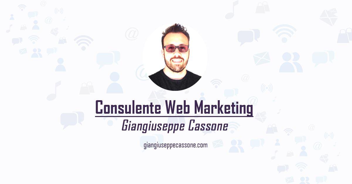 Consulente web marketing: sistemi di vendita per prodotti e servizi