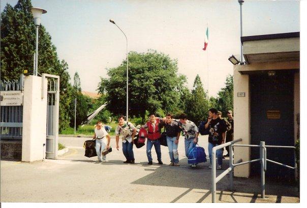 Caserma Tombolan Fava: la desolazione dietro l'angolo (parte II)