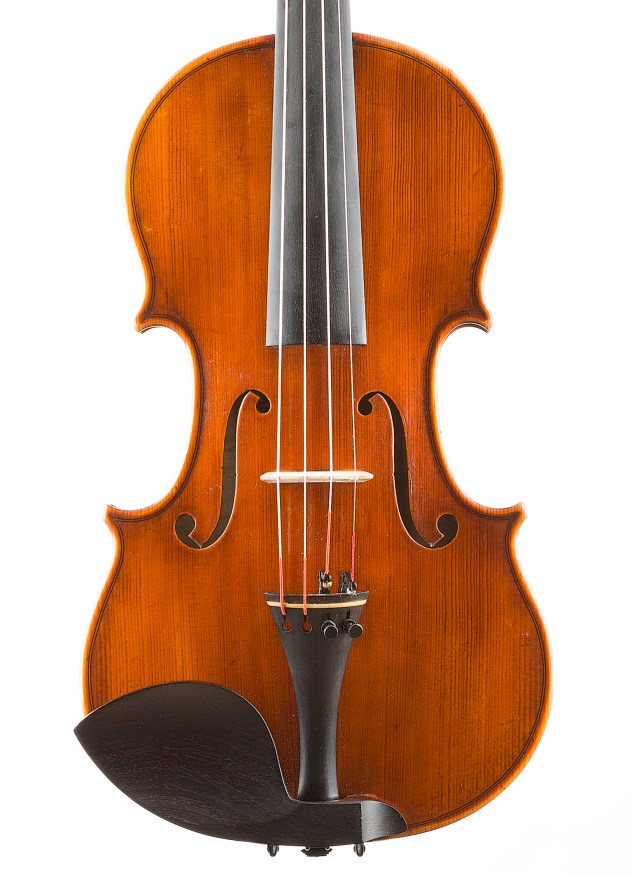VIOLIN 2015, MODELLO STRADIVARI 1704 BETTS
