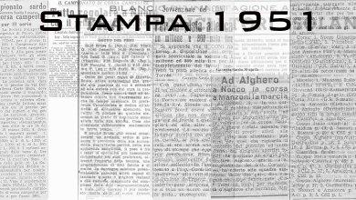 Photo of Il 1951 sugli organi di stampa