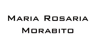 Photo of Maria Rosaria Morabito