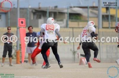 Crusaders Cagliari vs Daemons Martesana, 6-48, 16 ottobre 2011 110