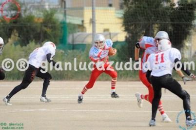 Crusaders Cagliari vs Daemons Martesana, 6-48, 16 ottobre 2011 116
