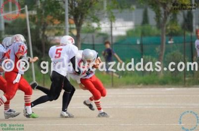Crusaders Cagliari vs Daemons Martesana, 6-48, 16 ottobre 2011 121
