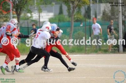 Crusaders Cagliari vs Daemons Martesana, 6-48, 16 ottobre 2011 122