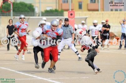 Crusaders Cagliari vs Daemons Martesana, 6-48, 16 ottobre 2011 124