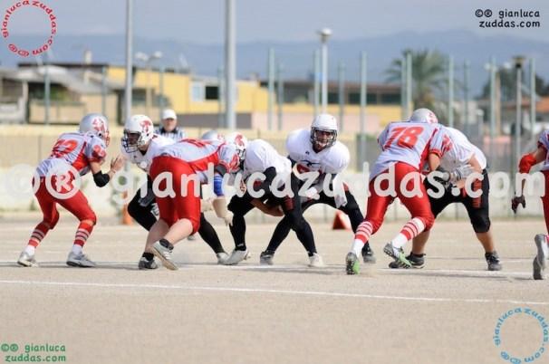 Crusaders Cagliari vs Daemons Martesana, 6-48, 16 ottobre 2011 141