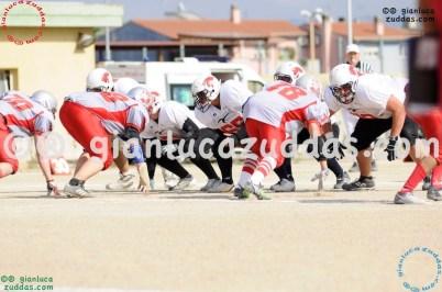 Crusaders Cagliari vs Daemons Martesana, 6-48, 16 ottobre 2011 148