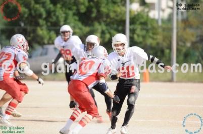 Crusaders Cagliari vs Daemons Martesana, 6-48, 16 ottobre 2011 166