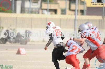Crusaders Cagliari vs Daemons Martesana, 6-48, 16 ottobre 2011 169
