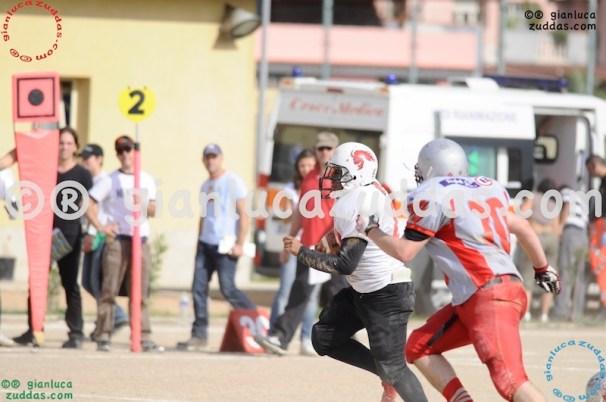Crusaders Cagliari vs Daemons Martesana, 6-48, 16 ottobre 2011 173