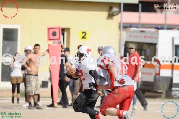 Crusaders Cagliari vs Daemons Martesana, 6-48, 16 ottobre 2011 174