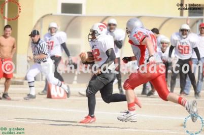 Crusaders Cagliari vs Daemons Martesana, 6-48, 16 ottobre 2011 177