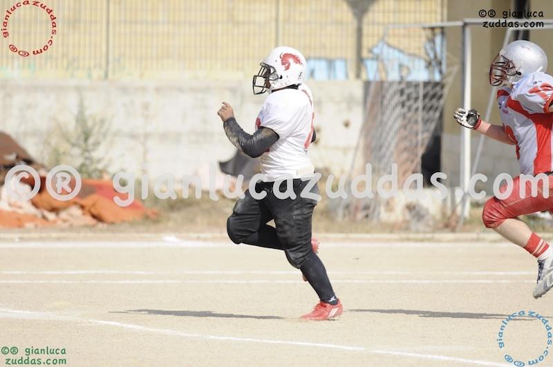 Crusaders Cagliari vs Daemons Martesana, 6-48, 16 ottobre 2011 183