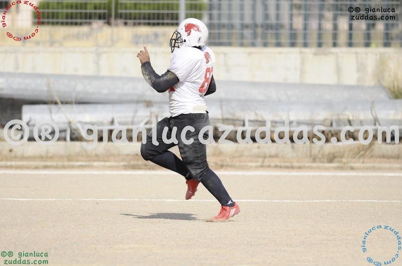 Crusaders Cagliari vs Daemons Martesana, 6-48, 16 ottobre 2011 186