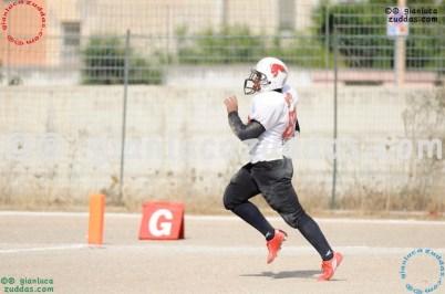 Crusaders Cagliari vs Daemons Martesana, 6-48, 16 ottobre 2011 188