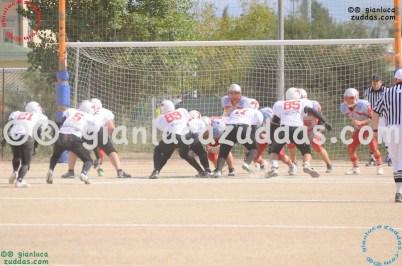 Crusaders Cagliari vs Daemons Martesana, 6-48, 16 ottobre 2011 20