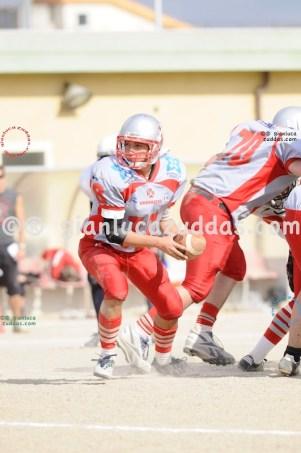 Crusaders Cagliari vs Daemons Martesana, 6-48, 16 ottobre 2011 219