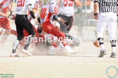 Crusaders Cagliari vs Daemons Martesana, 6-48, 16 ottobre 2011 233