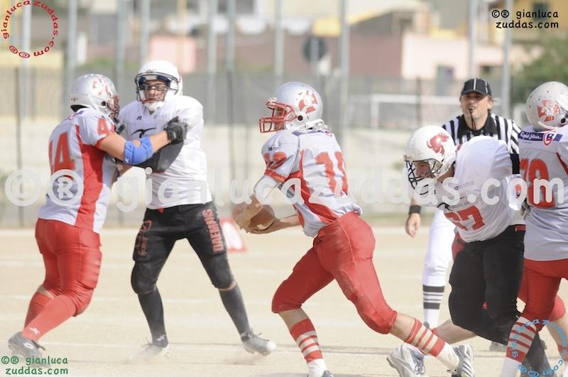 Crusaders Cagliari vs Daemons Martesana, 6-48, 16 ottobre 2011 238