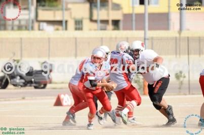 Crusaders Cagliari vs Daemons Martesana, 6-48, 16 ottobre 2011 242