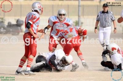 Crusaders Cagliari vs Daemons Martesana, 6-48, 16 ottobre 2011 256