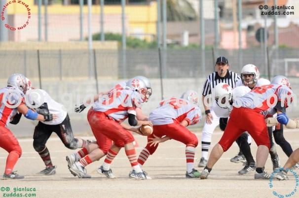 Crusaders Cagliari vs Daemons Martesana, 6-48, 16 ottobre 2011 259