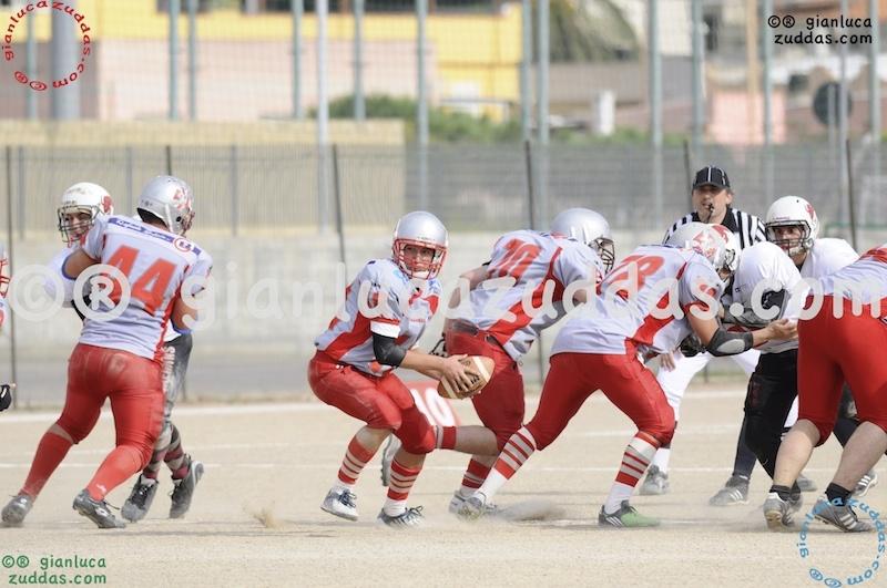 Crusaders Cagliari vs Daemons Martesana, 6-48, 16 ottobre 2011 260