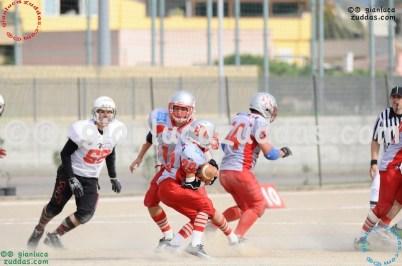 Crusaders Cagliari vs Daemons Martesana, 6-48, 16 ottobre 2011 261
