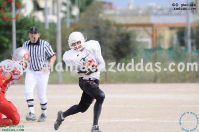 Crusaders Cagliari vs Daemons Martesana, 6-48, 16 ottobre 2011 265
