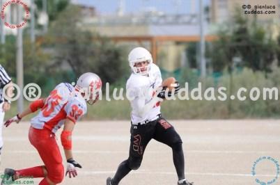 Crusaders Cagliari vs Daemons Martesana, 6-48, 16 ottobre 2011 266