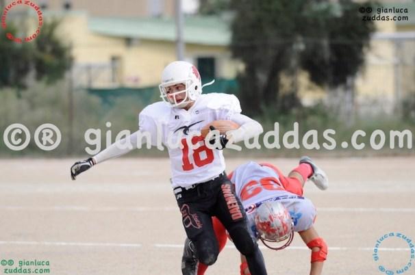 Crusaders Cagliari vs Daemons Martesana, 6-48, 16 ottobre 2011 269