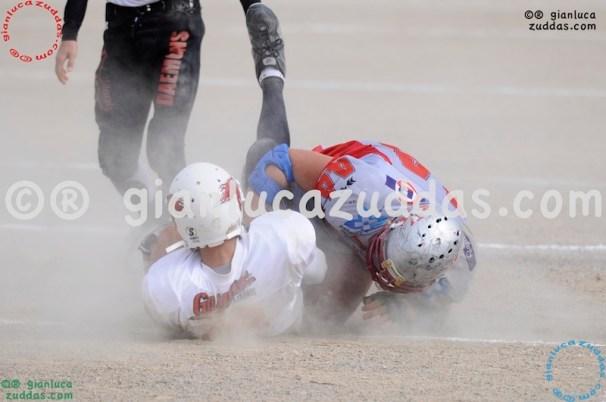 Crusaders Cagliari vs Daemons Martesana, 6-48, 16 ottobre 2011 281