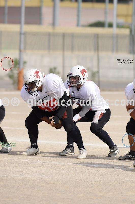Crusaders Cagliari vs Daemons Martesana, 6-48, 16 ottobre 2011 288