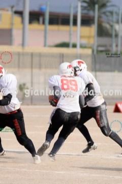 Crusaders Cagliari vs Daemons Martesana, 6-48, 16 ottobre 2011 291