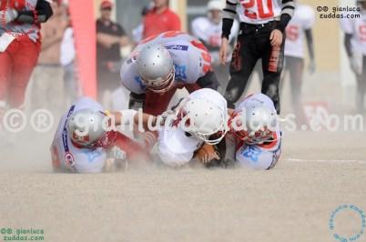 Crusaders Cagliari vs Daemons Martesana, 6-48, 16 ottobre 2011 300