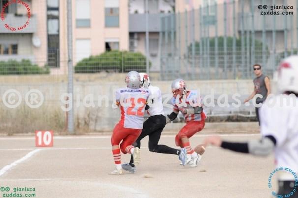 Crusaders Cagliari vs Daemons Martesana, 6-48, 16 ottobre 2011 307