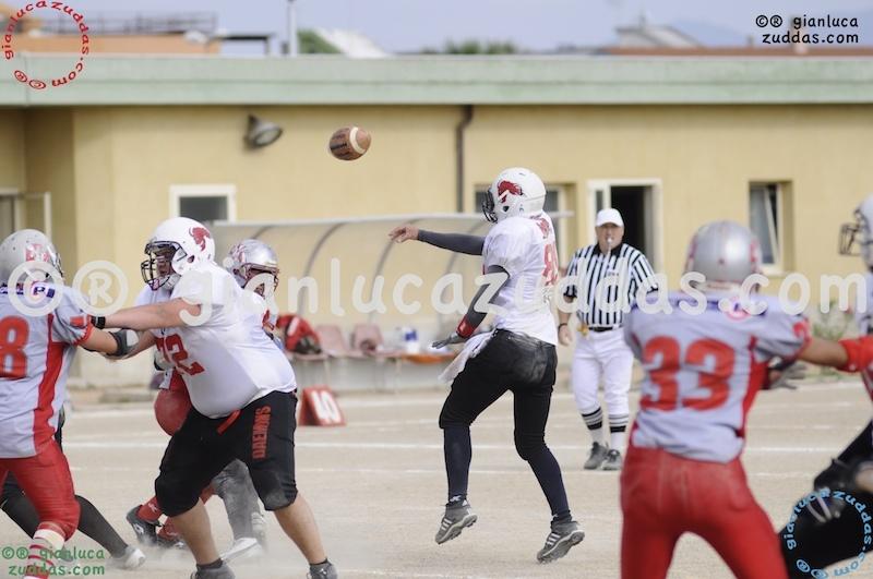 Crusaders Cagliari vs Daemons Martesana, 6-48, 16 ottobre 2011 309
