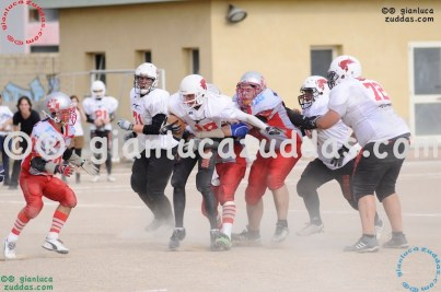 Crusaders Cagliari vs Daemons Martesana, 6-48, 16 ottobre 2011 312