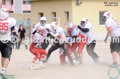Crusaders Cagliari vs Daemons Martesana, 6-48, 16 ottobre 2011 313