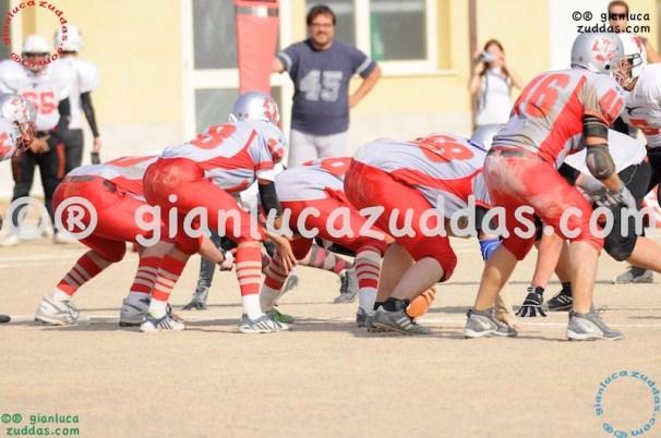Crusaders Cagliari vs Daemons Martesana, 6-48, 16 ottobre 2011 318