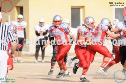 Crusaders Cagliari vs Daemons Martesana, 6-48, 16 ottobre 2011 323