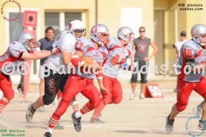 Crusaders Cagliari vs Daemons Martesana, 6-48, 16 ottobre 2011 324