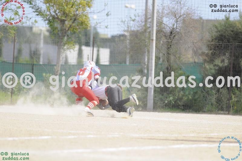 Crusaders Cagliari vs Daemons Martesana, 6-48, 16 ottobre 2011 33