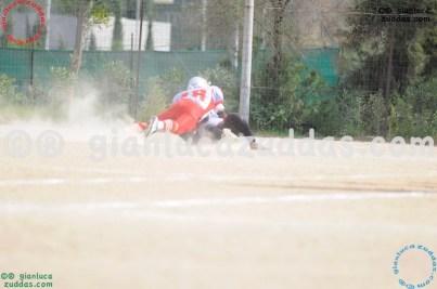 Crusaders Cagliari vs Daemons Martesana, 6-48, 16 ottobre 2011 34