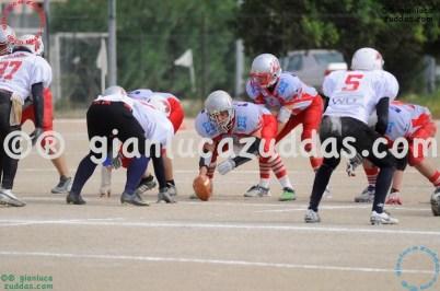 Crusaders Cagliari vs Daemons Martesana, 6-48, 16 ottobre 2011 67